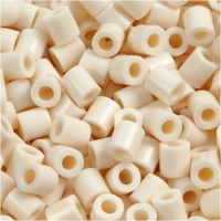 Nabbi- putkihelmet, koko 5x5 mm, aukon koko 2,5 mm, medium, vaalea beige (32251), 1100 kpl/ 1 pkk