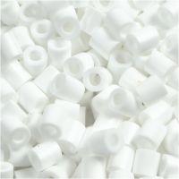 Nabbi- putkihelmet, koko 5x5 mm, aukon koko 2,5 mm, medium, valkoinen (32221), 6000 kpl/ 1 pkk