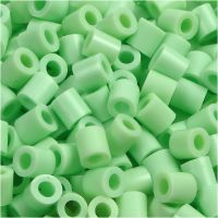 Nabbi- putkihelmet, koko 5x5 mm, aukon koko 2,5 mm, medium, vihr.pastelli (32252), 1100 kpl/ 1 pkk
