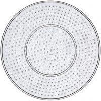 Putkihelmialusta, Iso ympyrä, halk. 15 cm, kuulto, 1 kpl