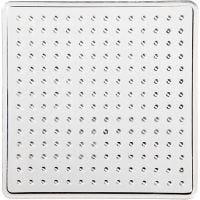 Putkihelmialusta, pieni neliö, koko 7x7 cm, 10 kpl/ 1 pkk