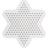 Putkihelmialusta, pieni tähti, halk. 10 cm, 10 kpl/ 1 pkk