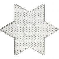Putkihelmialusta, iso tähti, koko 15x15 cm, 10 kpl/ 1 pkk