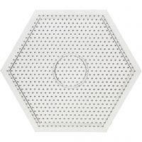 Putkihelmialusta, koko 15x15 cm, kuulto, 1 kpl