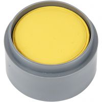 Kasvoväri Grimas, keltainen, 15 ml/ 1 tb