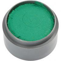 Kasvoväri Grimas, vihreä, 15 ml/ 1 tb