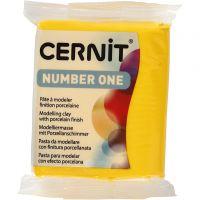 Cernit, keltainen (700), 56 g/ 1 pkk