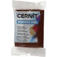 Cernit, ruskea (800), 56 g/ 1 pkk