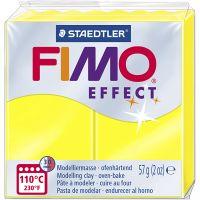 FIMO® Effect, neonkeltainen, 57 g/ 1 pkk