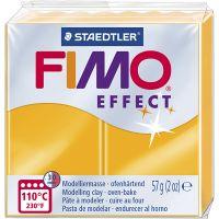 FIMO® Effect, neonoranssi, 57 g/ 1 pkk