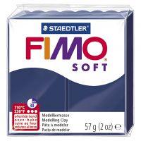 FIMO® Soft- muovailumassa, windsor blue, 57 g/ 1 pkk