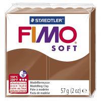 FIMO® Soft- muovailumassa, caramel, 57 g/ 1 pkk