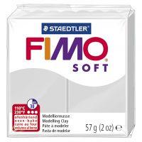 FIMO® Soft- muovailumassa, dolphin grey, 57 g/ 1 pkk