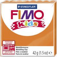 FIMO® Kids Clay , oranssi, 42 g/ 1 pkk