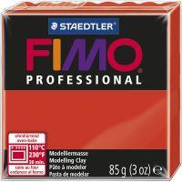 FIMO® Professional Clay , punainen, 85 g/ 1 pkk