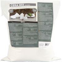 Cera-Mix Exclusive valumassajauhe, valkoinen, 5 kg/ 1 pkk