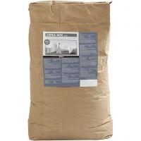 Cera-Mix Super valumassajauhe, valkoinen, 25 kg/ 1 pkk