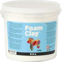 Foam Clay® Helmimassa, valkoinen, 560 g/ 1 prk