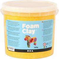 Foam Clay® Helmimassa, keltainen, 560 g/ 1 prk