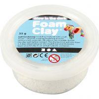 Foam Clay® Helmimassa, hohtaa pimeässä, 35 g/ 1 tb