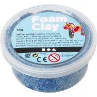 Foam Clay® Helmimassa, sininen, 35 g/ 1 tb