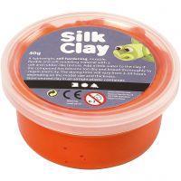 Silk Clay® silkkimassa, oranssi, 40 g/ 1 tb