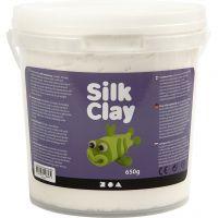Silk Clay® silkkimassa, valkoinen, 650 g/ 1 prk