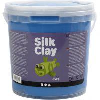Silk Clay® silkkimassa, sininen, 650 g/ 1 prk