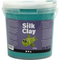 Silk Clay® silkkimassa, vihreä, 650 g/ 1 prk