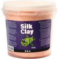 Silk Clay® silkkimassa, vaalea puuteri, 650 g/ 1 prk