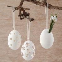 Hanhen munat jossa kuvioituja reikiä