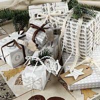 Kaunis lahjapakkaus