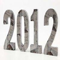 Uuden vuoden juhlapöytään