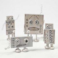 Puiset robotit