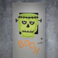 Kangasjäljitelmästä tehty Frankenstein