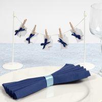 Pöytäkoriste ristiäisiin