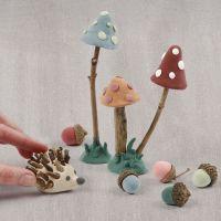 Metsä Silk Clay:sta ja luonnonmateriaaleista